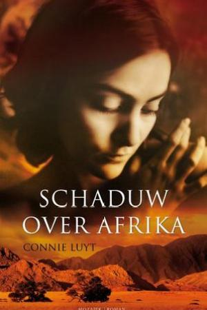 Reading books Schaduw over Afrika