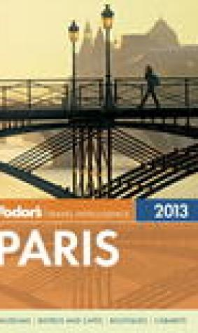 Fodor's Paris 2013