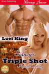 Sidney's Triple Shot (Apache Crossing #1)
