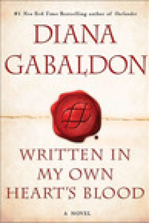 read online Written in My Own Heart's Blood (Outlander, #8)