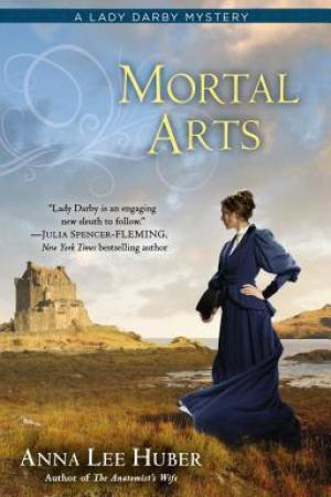 Reading books Mortal Arts (Lady Darby Mystery, #2)
