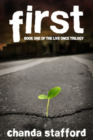 Reading books First (Book 1 of Live Once Trilogy)