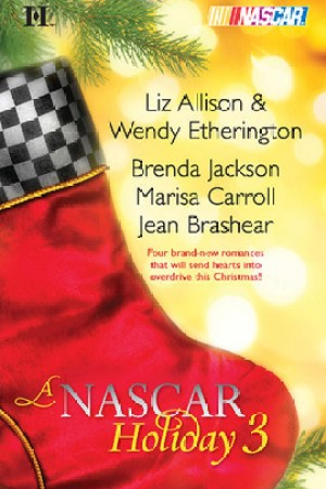 Reading books A NASCAR Holiday 3