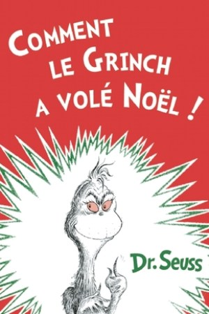 Reading books Comment le Grinch a vole Noel