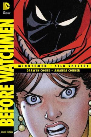 read online Before Watchmen: Minutemen/Silk Spectre