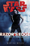 Razor's Edge (Star Wars: Empire and Rebellion, #1)