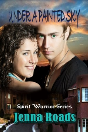 read online Under a Painted Sky (Spirit Warrior, #1)