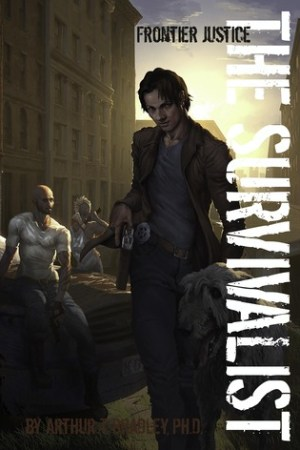 read online Frontier Justice (The Survivalist, #1)