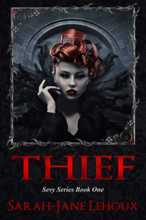 read online Thief (Sevy, #1)