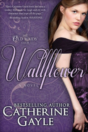read online Wallflower (The Old Maids' Club, #1)