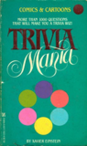 Trivia Mania: Comics and Cartoons