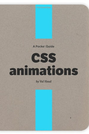 Reading books CSS Animations (Pocket Guide)