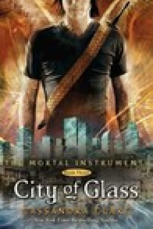 read online City of Glass (The Mortal Instruments, #3)