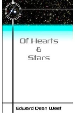Reading books Of Hearts And Stars
