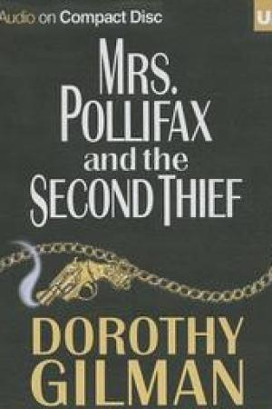 Reading books Mrs. Pollifax and the Second Thief (Mrs Pollifax #10)