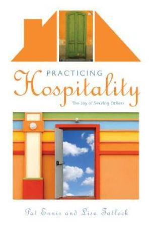 Reading books Practicing Hospitality: The Joy of Serving Others