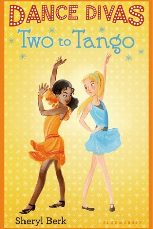 Reading books Dance Divas: Two to Tango