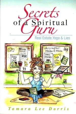Reading books Secrets of a Spiritual Guru: Real Estate, Yoga & Lies