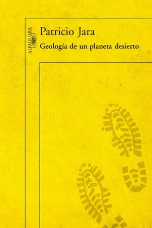 Reading books Geologa de un planeta desierto