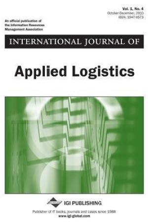 Reading books International Journal of Applied Logistics, Vol. 1, No. 4