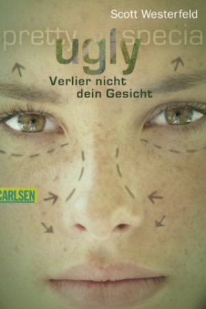 Reading books Ugly - Pretty - Special, Band 1: Ugly - Verlier nicht dein Gesicht