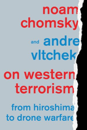 Reading books On Western Terrorism: From Hiroshima to Drone Warfare