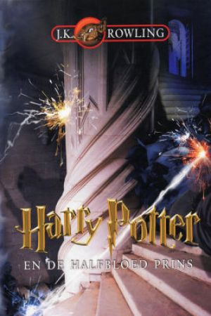 Reading books Harry Potter en de Halfbloed Prins (Harry Potter, #6)