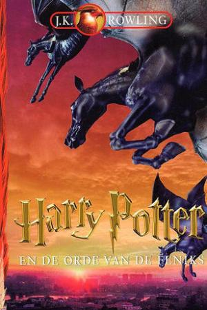Reading books Harry Potter en de Orde van de Feniks (Harry Potter #5)