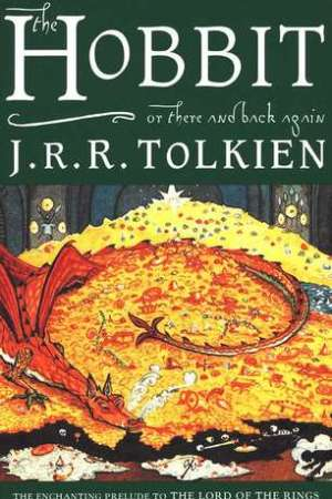 Reading books The Hobbit