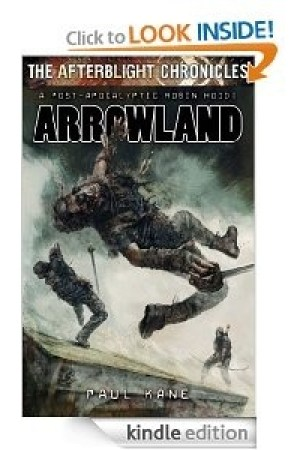 Reading books Arrowland (The Afterblight Chronicles, #10)