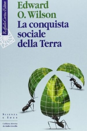 Reading books La conquista sociale della Terra