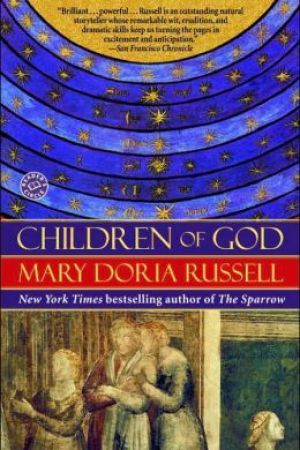 Reading books Children of God (The Sparrow, #2)