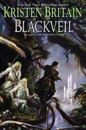 read online Blackveil (Green Rider, #4)