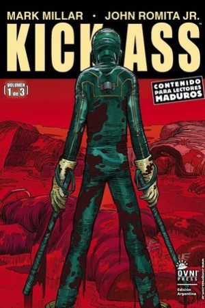 Reading books Kick-Ass, volumen 1 de 3 (Kick Ass de Ovni Press, #1)