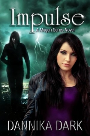 Reading books Impulse (Mageri, #3)