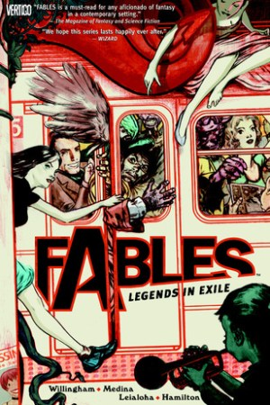 Reading books Fables, Vol. 1: Legends in Exile
