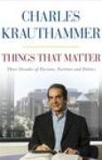 Download Things That Matter: Three Decades of Passions, Pastimes and Politics books