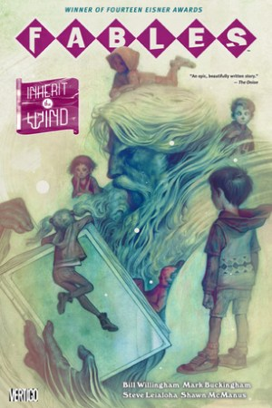 read online Fables, Vol. 17: Inherit the Wind