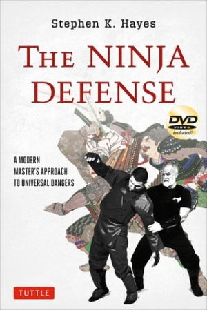 Reading books Ninja Self-Defense Techniques