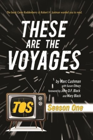 Reading books These Are The Voyages: TOS Season One (These Are the Voyages, #1)