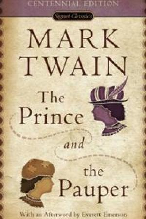 Reading books The Prince and the Pauper