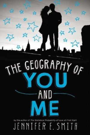 Reading books The Geography of You and Me