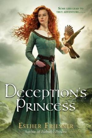 Reading books Deception's Princess (Deception's Princess, #1)