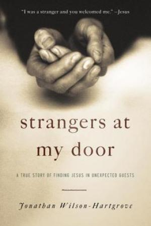 Reading books Strangers at My Door: An Experiment in Radical Hospitality