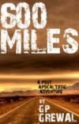 Download 600 Miles - A Post Apocalyptic Adventure pdf / epub books