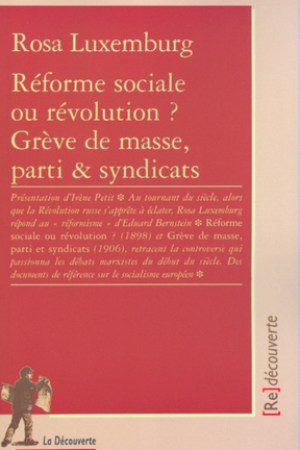 Reading books Rforme sociale ou rvolution? Grve de masse, parti et syndicats