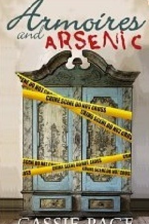 Reading books Armoires and Arsenic (Darling Valley Cozy Mystery #1)