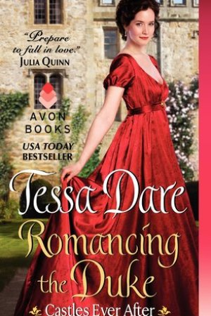 Reading books Romancing the Duke (Castles Ever After, #1)