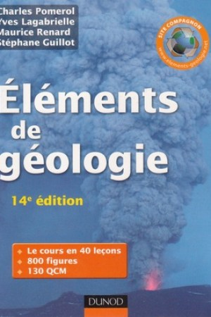 Reading books Elments de Gologie, 14e dition