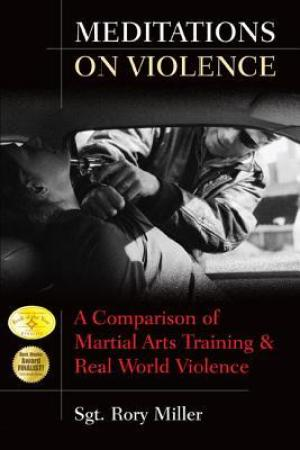Reading books Meditations on Violence: A Comparison of Martial Arts Training & Real World Violence